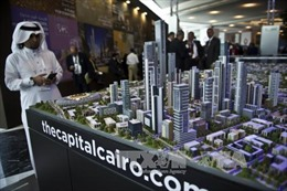 UAE ký thỏa thuận xây thủ đô mới cho Ai Cập giá 45 tỷ USD