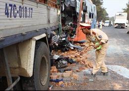 Xác định danh tính 17 nạn nhân vụ tai nạn giao thông tại Đắk Lắk