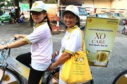 XO CARE – Đạp xe đồng hành vì chữ hiếu