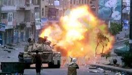 Yemen tiếp diễn chiến sự sau khi liên quân ngừng không kích