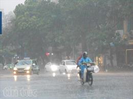 Cảnh báo mưa dông mạnh trên vịnh Bắc Bộ và vùng biển phía Nam