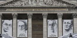 Pháp đưa vào điện Panthéon hài cốt bốn anh hùng kháng chiến
