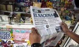 Chủ tịch Quốc hội Venezuela kiện truyền thông phương Tây