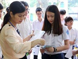 Điểm chuẩn vào lớp 10 sẽ có điều chỉnh theo thực tế từng trường