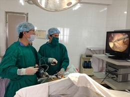 Cứu sống bệnh nhân bị đâm thủng tim