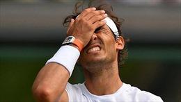 Nadal dừng bước ở vòng 2 Wimbledon
