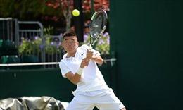 Hoàng Nam xuất sắc vào chung kết trẻ Wimbledon 2015