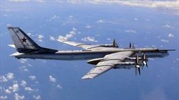 Rơi máy bay ném bom Tu-95 Nga