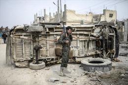 IS bị tố dùng vũ khí hóa học tấn công người Kurd
