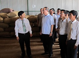 Chủ tịch Ủy ban Trung ương MTTQ làm việc tại tỉnh Đắk Lắk