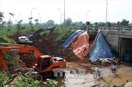 Đường ống sông Đà lại vỡ, ảnh hưởng 7 vạn hộ dân thủ đô