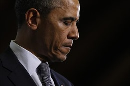 Ông Obama nuối tiếc trước thất bại về dự luật kiểm soát vũ khí
