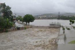 Uông Bí thiệt hại 60 tỷ đồng do mưa lũ