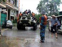 Quốc lộ trên tỉnh Quảng Ninh cơ bản thông suốt trở lại