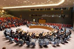 HĐBA LHQ thông qua nghị quyết về vũ khí hóa học Syria