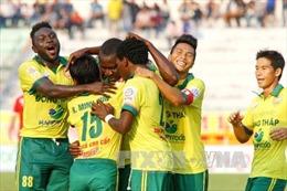 Vòng 21 V-League 2015: Đồng Tháp thắng Hoàng Anh Gia Lai 1-0