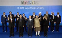 Thách thức mới  với kinh tế BRICS