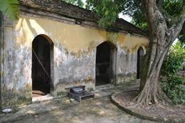 Ngôi chùa lịch sử trước nguy cơ trở thành phế tích