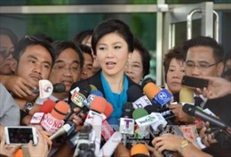 Cựu Thủ tướng Yingluck trình diện tòa án tối cao