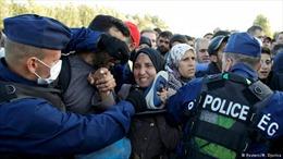 Khủng hoảng tị nạn khởi đầu làn sóng di dân