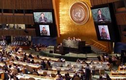 Toàn văn phát biểu của Chủ tịch nước tại Hội nghị Thượng đỉnh LHQ