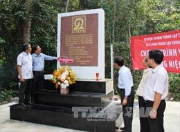 Hội Cựu chiến binh TTXVN thăm lại chiến trường xưa