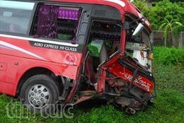 Thêm người tử vong vụ tai nạn cao tốc Trung Lương