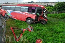Khởi tố 2 tài xế trong vụ tai nạn liên hoàn cao tốc Trung Lương