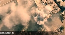 Quân đội Syria nã pháo liên hồi căn cứ IS