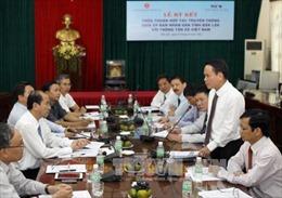 TTXVN và tỉnh Đắk Lắk ký thỏa thuận hợp tác thông tin