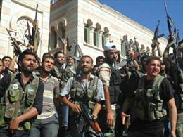 Nga tiếp các phái đoàn Quân đội Syria Tự do