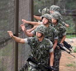 Hàn Quốc gọi thêm 20.000 thanh niên nhập ngũ trong 2 năm tới