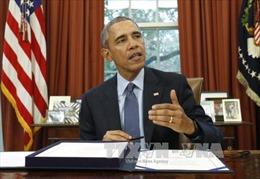 Ông Obama nói gì về việc đưa đặc nhiệm tới Syria