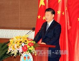 Chủ tịch Tập Cận Bình: Trung Quốc không chấp nhận quan niệm nước lớn xưng bá