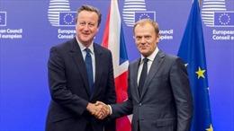 EU hoài nghi khả năng đạt thỏa thuận cải cách với Anh