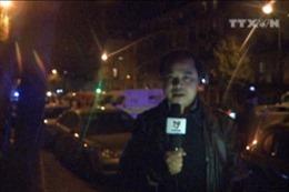 Thông tin về vụ khủng bố ở Paris của phóng viên TTXVN tại châu Âu