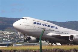 Hai máy bay Air France chuyển hướng vì bị dọa đánh bom