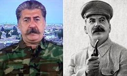 """""""Stalin người Kurd"""" đang chiến đấu chống IS"""