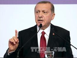 Thổ Nhĩ Kỳ tiếp xúc giới chức quân sự Nga giải thích vụ bắn Su-24