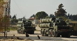 Nga công bố hình ảnh triển khai S-400 tại Syria