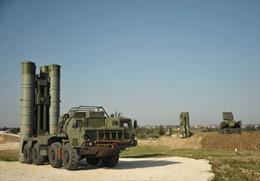 S-400 Nga được triển khai ở Syria