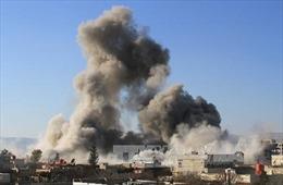 Syria bác tin sử dụng vũ khí hóa học