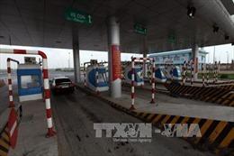 Tăng phí gấp 2 lần khi xe quay đầu trên cao tốc Nội Bài – Lào Cai