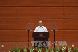 Myanmar khai mạc hội nghị hòa bình liên bang