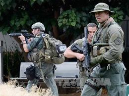 Lực lượng đặc nhiệm Mỹ tới Iraq