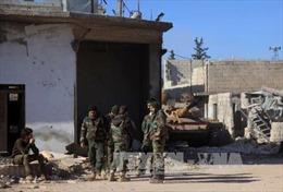 Quân đội Syria giành lại nhiều vị trí chiến lược