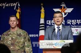 Hàn Quốc, Mỹ nhất trí thảo luận triển khai THAAD