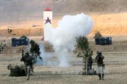 Hàn-Mỹ-Nhật họp trực tuyến về vụ phóng vệ tinh của Triều Tiên