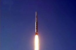 Tên lửa mới của Triều Tiên mạnh hơn phiên bản phóng năm 2012
