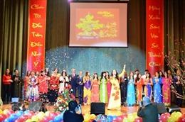 Cộng đồng Việt tại Kiev đón Xuân Bính Thân